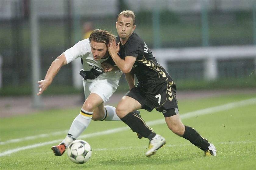 Polonia przegrała z NAC Breda 0:1