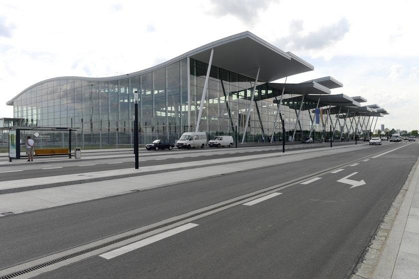 Nowy terminal wrocławskiego lotniska