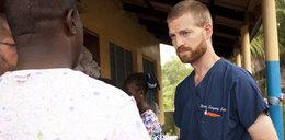Chory na ebolę wyzdrowiał! Leczyli go eksperymentalnie