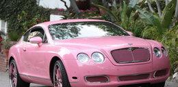 Kupiła sobie różowego Bentleya. Fajny?