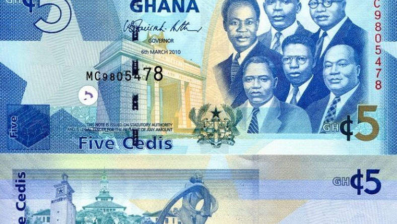 Ghana Currency Bank Of To Introduce A Commemorative Gh