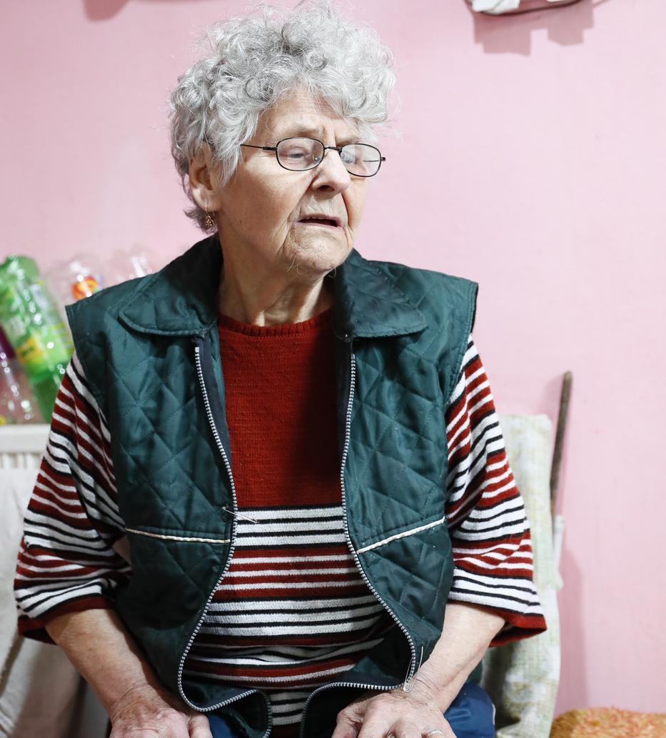 Edit néni kedvelte a házaspárt, felzaklatta őt a fiatalok halála / Fotó: Fuszek Gábor