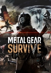 Okładka: Metal Gear Survive