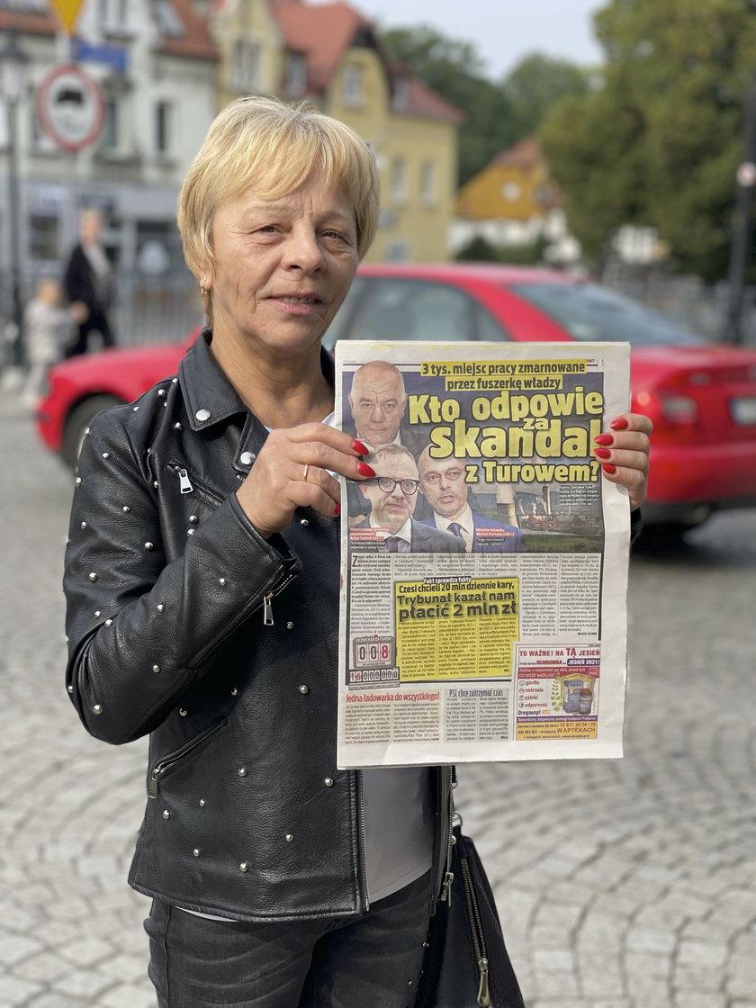 Pani Elżbieta Pietkiewicz