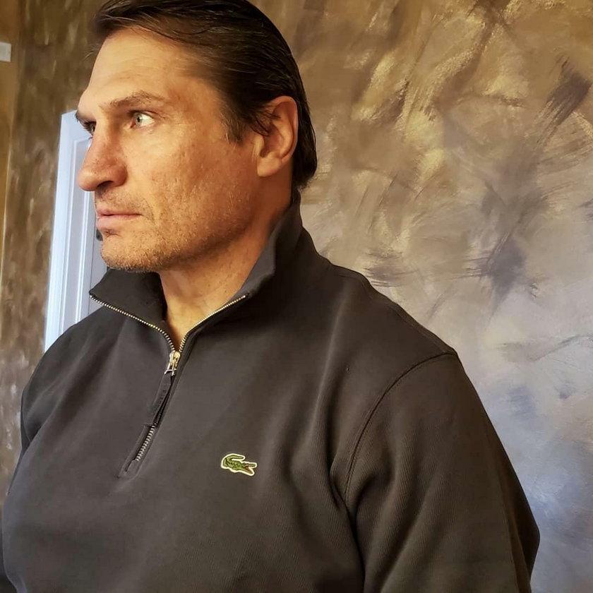 Andrzej Gołota (52 l.) toczy leniwe życie na sportowej emeryturze.