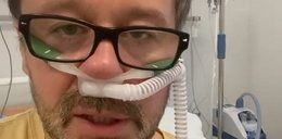 Andrzej Piaseczny leży w szpitalu, ma koronawirusa. Podpięty do rur z tlenem mówi przejmujące słowa. Jest film. Widać na nim, że cierpi!