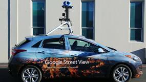 Google unowocześnia sprzęt Street View