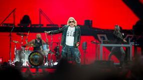 Guns N' Roses w Polsce