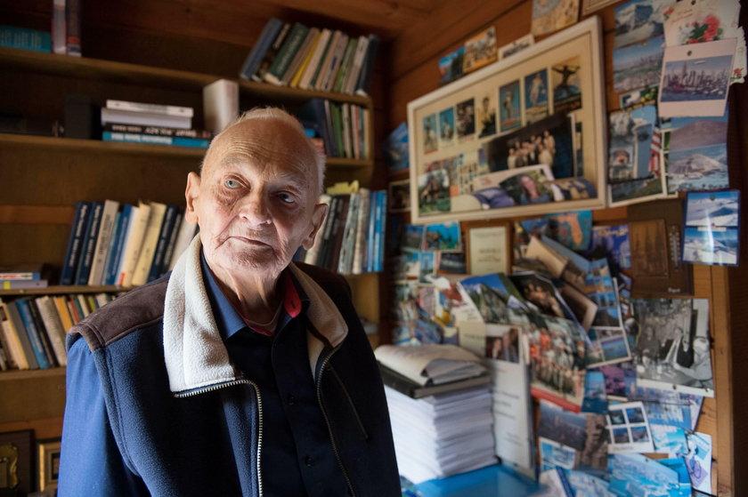 Bogdan Tuszyński nie żyje. Nestor dziennikarstwa miał 84 lata