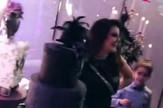 Dragana je oduvala sveciće