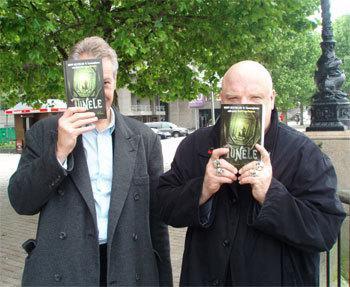 Gordon Roderick, Brian Williams / Fot. A. Sternal