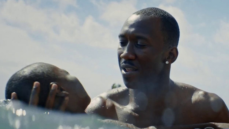 "Kadr z filmu ""Moonlight"""