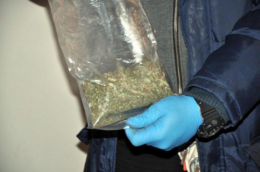 Policjanci rozbili gang narkotykowy