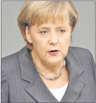 Merkel potwierdza: na szczycie Berlin zażąda zmiany traktatu