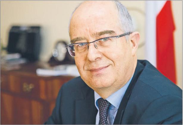 Andrzej Seremet, prokurator generalny RP Fot. Wojciech Górski