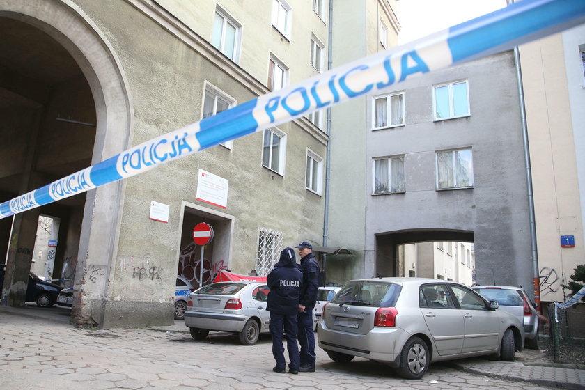 Ktoś wzywał pomocy, na miejscu znaleziono dwa ciała