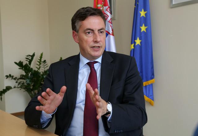 Na prvom sastanku učestvovaće i predsednik Spoljnopolitičkog komiteta EP Dejvid Mekalister
