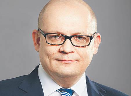 dr Tomasz Zalasiński z kancelarii Domański Zakrzewski Palinka  fot. mat. prasowe