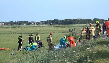 Tragiczny wypadek w Holandii. Zginęli młodzi Polacy
