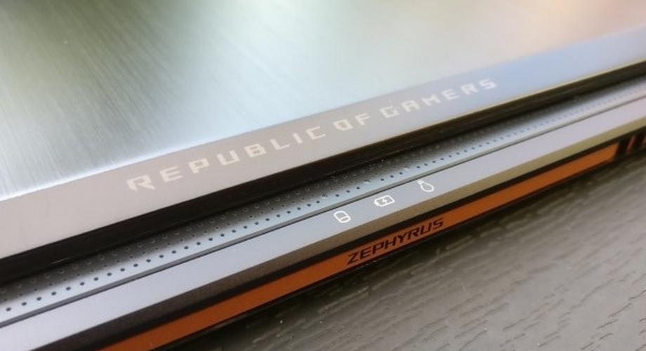 Gaming-Notebook Asus ROG Zephyrus GX501 im Test