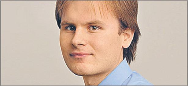 Michał Mąka prawnik z Kancelarii Kaczor Klimczyk Pucher Wypiór Adwokaci spółka partnerska