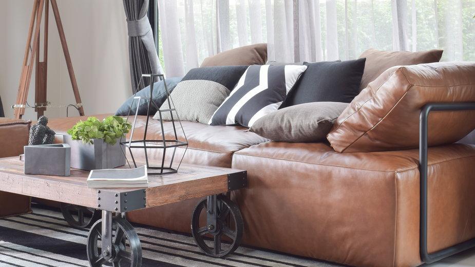 Mieszkanie urządzone w stylu industrialnym - worldwide_stock/stock.adobe.com