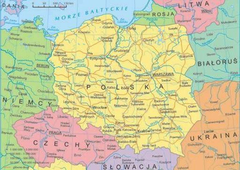 Polska nie ma dostępu do morza! Tak twierdzi Komisja Europejska