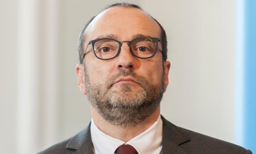 Marcin Czech, wiceminister zdrowia odpowiedzialny za politykę lekową