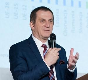 prof. Walenty Poczta, członek Narodowej Rady Rozwoju z Uniwersytetu Przyrodniczego w Poznaniu