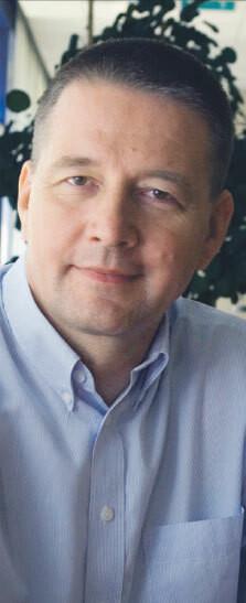 Robert Kępczyński, starszy konsultant IBM Polska