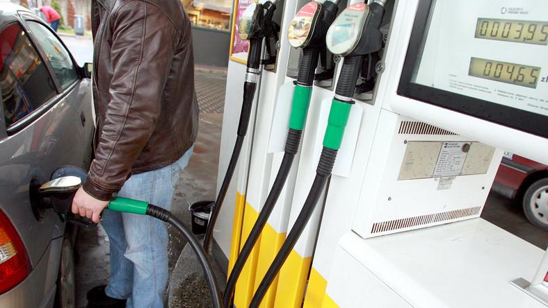 Paliwa w Polsce zdrożeją