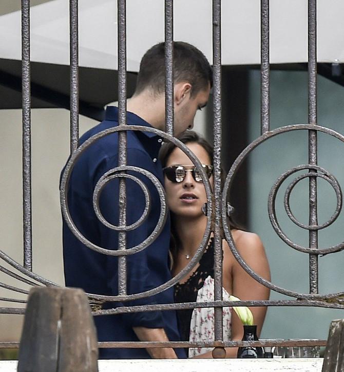 Miloš i Ana u Veneciji