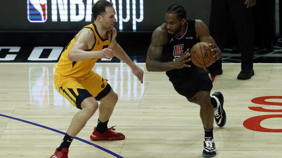 Los Angeles Clippers - Utah Jazz