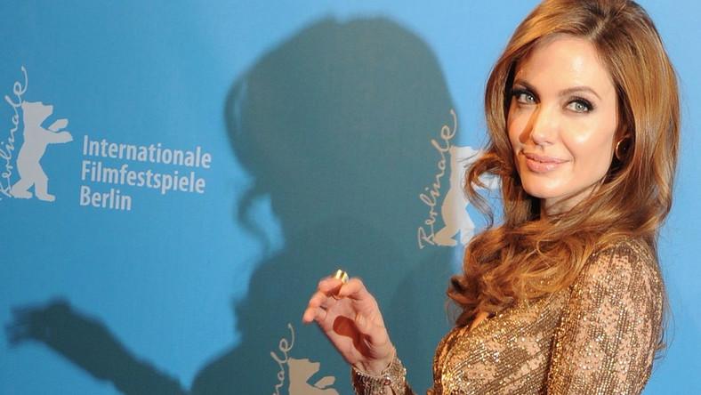 Angelina Jolie na festiwalu w Berlinie