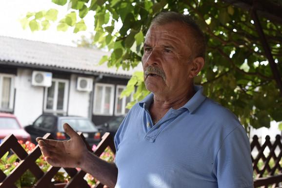 Pritekao komšiji upomoć: Isailo Lazić