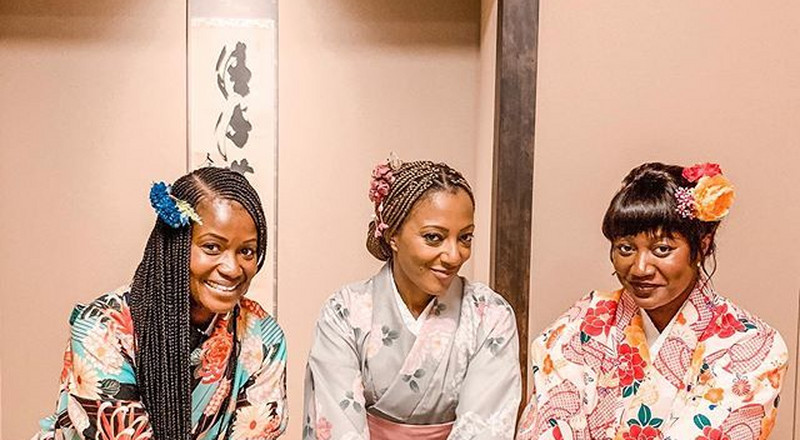 These photos of Nana Addo's daughters are the fashion content we signed up for
