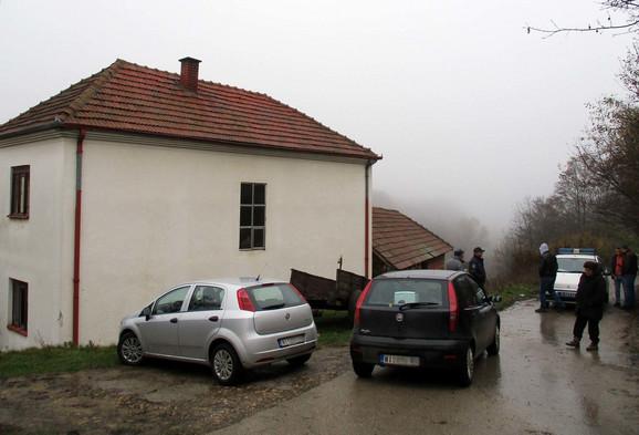 Kuća ubijenog Momčila