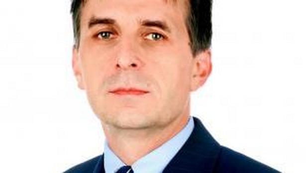 Tadeusz Kołacz, naczelnik wydziału edukacji Urzędu Miejskiego w Chrzanowie