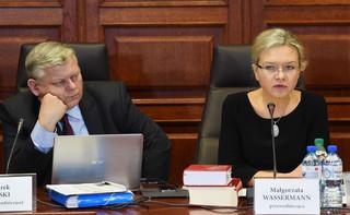 Wassermann: Komisja chce sprawdzić jak często i dokąd latał Marcin P.