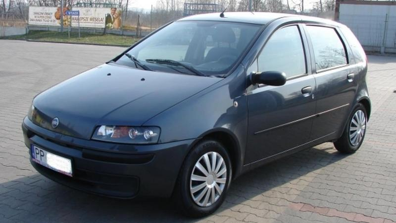 u ywany fiat punto 2 1999 2011 opinie test redakcyjny moto. Black Bedroom Furniture Sets. Home Design Ideas