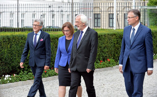 Mazurek: Rozstrzygnięcie przez CBA wniosku KPRM powinno uciąć wszelkie spekulacje