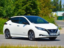 Nissan Leaf – pozytywnie naładowany | test