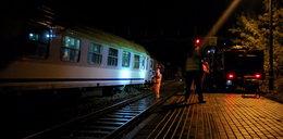 Chwile grozy pasażerów. Pociąg wykoleił się na Pomorzu, jechało nim 200 osób!