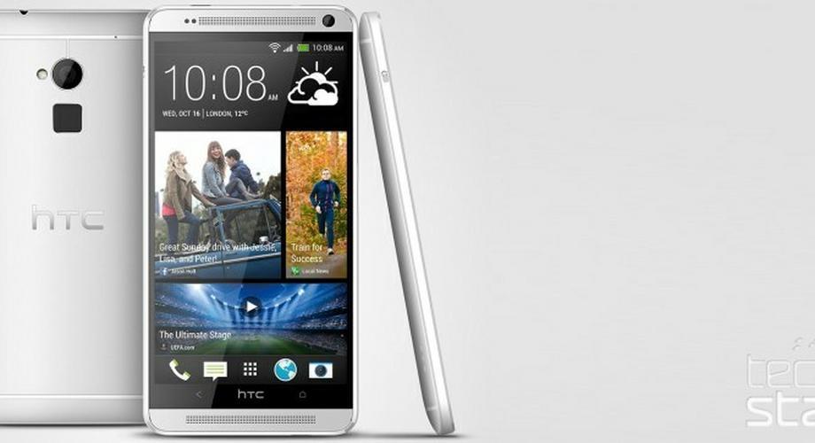 Update: HTC One Max offiziell vorgestellt (Hands-on)