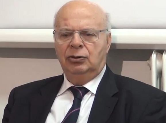 Jorgos Vasiliakopulos, predsednik Košarkaškog saveza Grčke