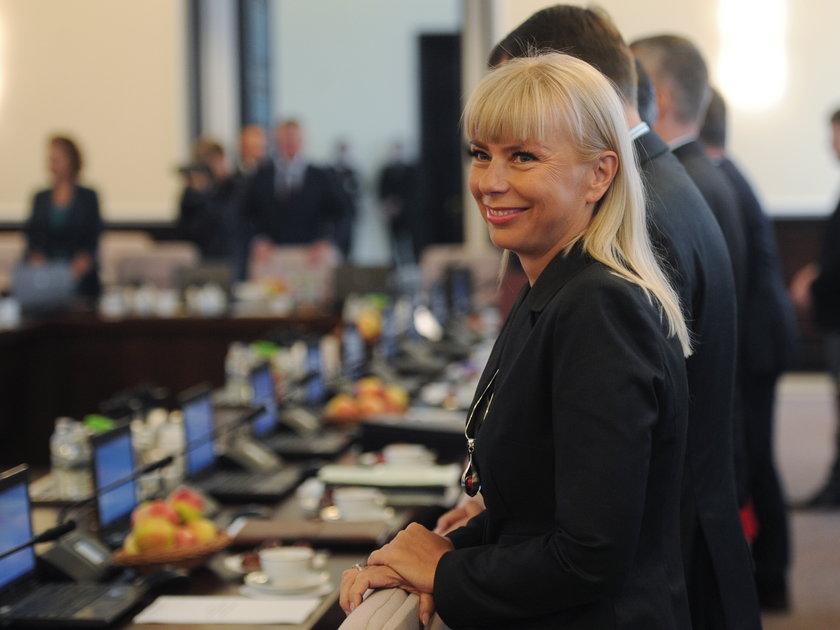 Elżbieta Bieńkowska, wicepremier i minister rozwoju regionalnego
