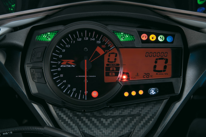 GSX-R 600 - przygotuj się na mruczące cięcie Suzuki