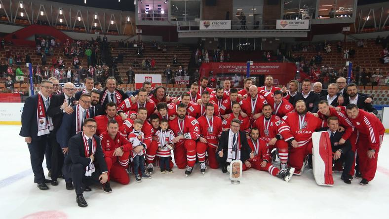Reprezentacja Polski w hokeju