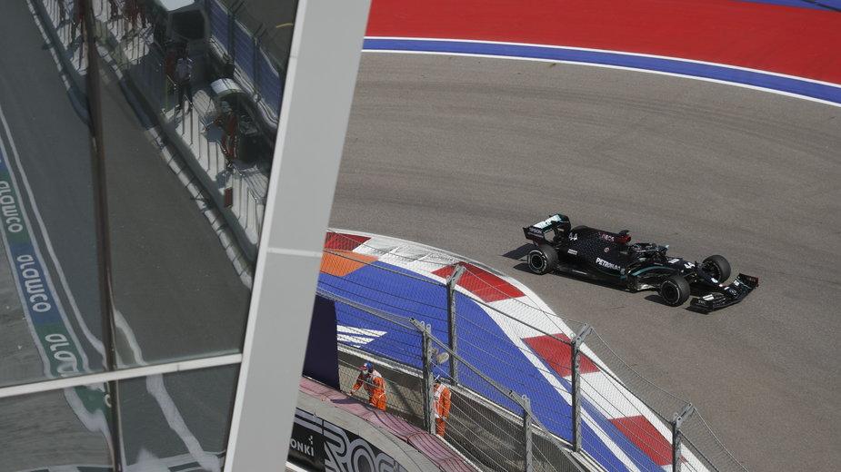 epa08696158 - RUSSIA FORMULA ONE GRAND PRIX (Formula One Grand Prix of Russia)