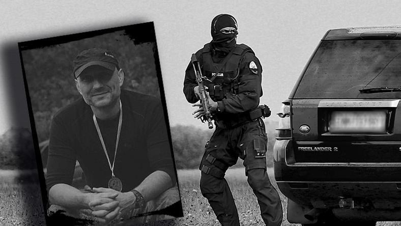 Pogrzeb 40-letniego policjant, który zginął w Wiszni Małej odbędzie się w sobotę w Oleśnicy